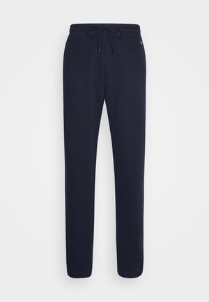 RELAXED JOGGER - Tracksuit bottoms - navy