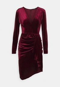 TFNC - RHYS DRESS - Shift dress - burgundy - 4