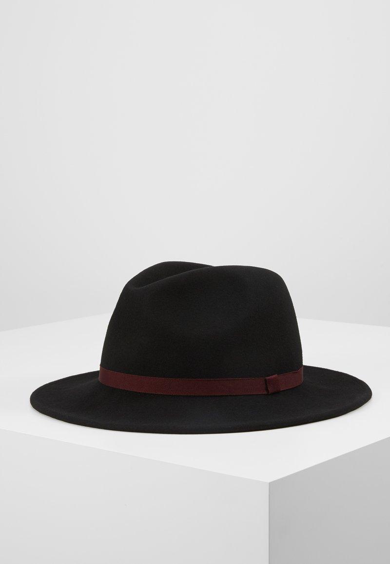 Paul Smith - WOMEN HAT FEDORA - Cappello - black