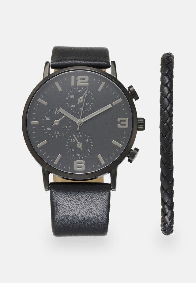 SET - Watch - black