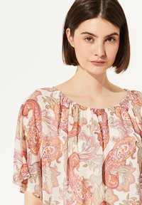 comma - MIT PAISLEY-MUSTER - Blouse - rose summer paisley - 3