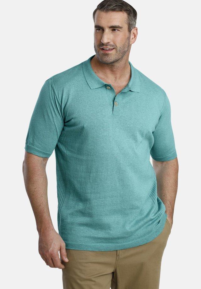 EARL RUBEN - Polo shirt - türkis
