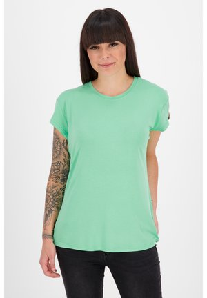 Basic T-shirt - emerald