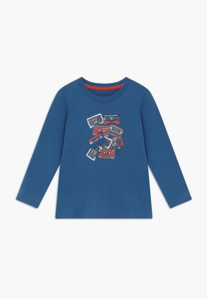 KIDS RETRO VINTAGE CASSETTE TAPE - Long sleeved top - ocean