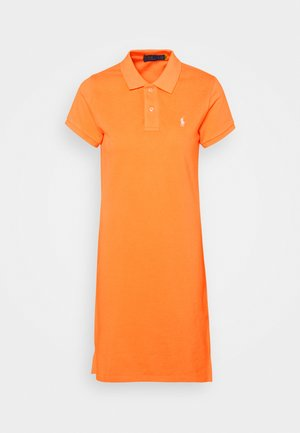 BASIC - Day dress - key west orange