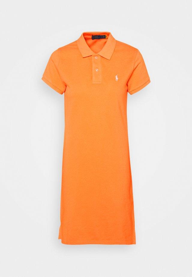 BASIC - Korte jurk - key west orange