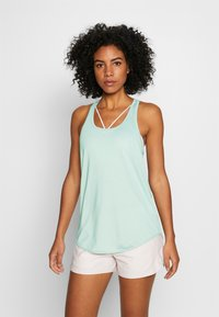 Cotton On Body - TRAINING TANK - Top - aloe washed - 0
