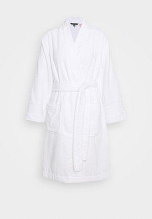 CORE GREENWICH ROBES - Badjas - white