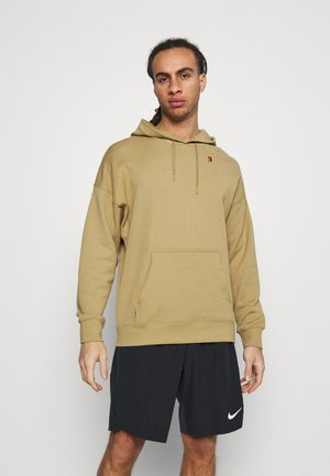 HOODIE HERITAGE - Jersey con capucha - parachute beige