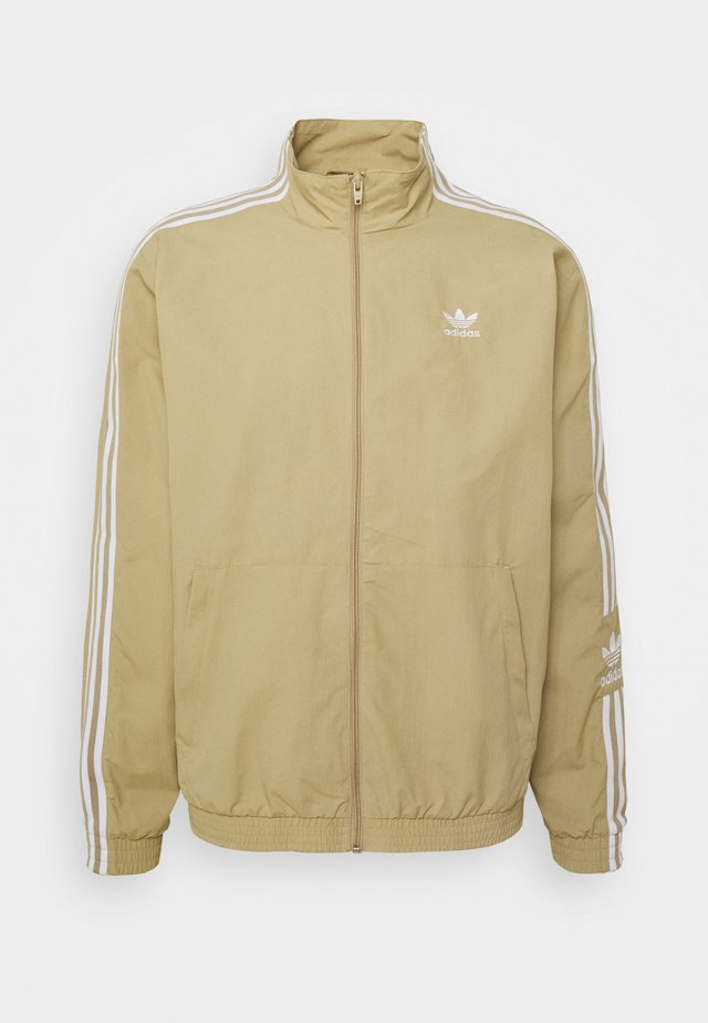 LOCK UNISEX - Summer jacket - beige tone