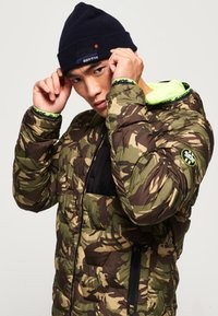 Superdry - Winter jacket - green - 3
