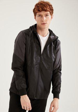 Summer jacket - anthracite