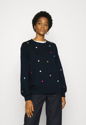 NUBRITTANY - Sweatshirt - dark sapphire