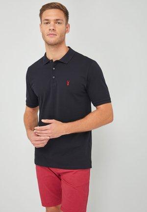PIQUE  - Koszulka polo - black