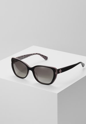 AUGUSTA - Sunglasses - black/pink