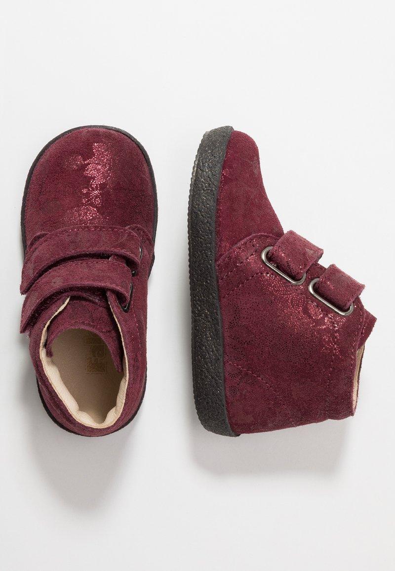 Falcotto - CONTE - Zapatos de bebé - bordeaux rot