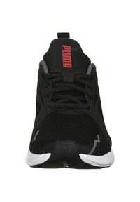 Puma - LQDCELL  - Sneakers - puma black / castlerock / poppy red - 5