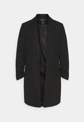 VMRICA LONG - Krótki płaszcz - black