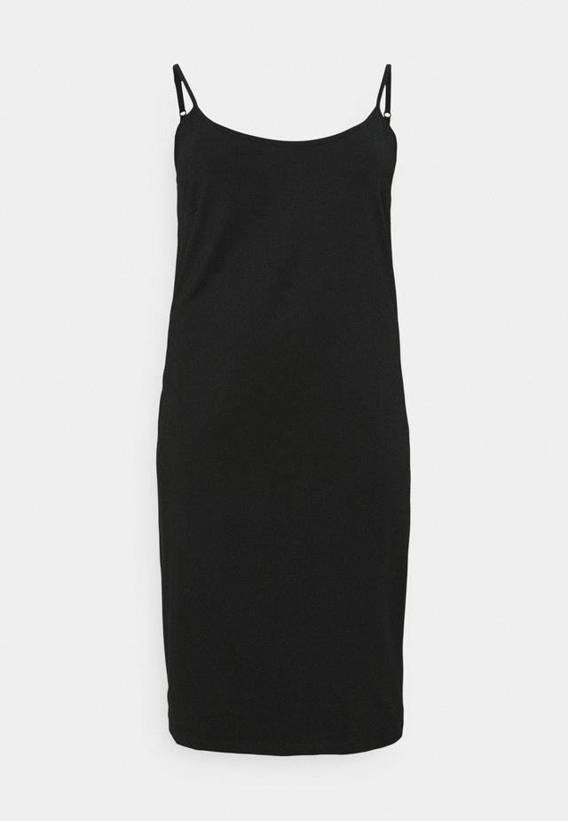 Jerseyjurk - black