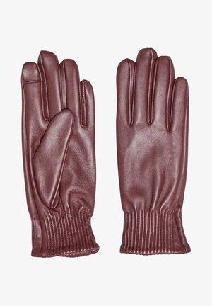 Gloves - fired brick