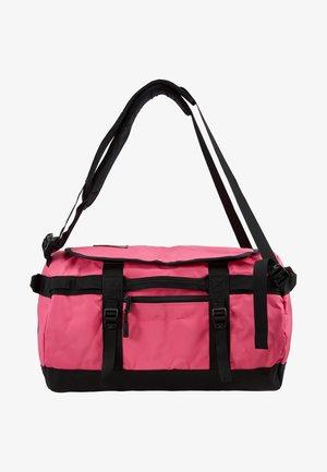 BASE CAMP DUFFEL XS UNISEX - Sports bag - pink/black
