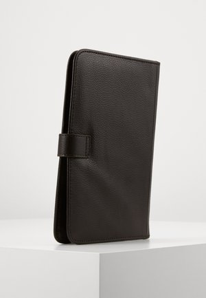 KILNSEY NOTEBOOK COVER - Travel accessory - dark brown