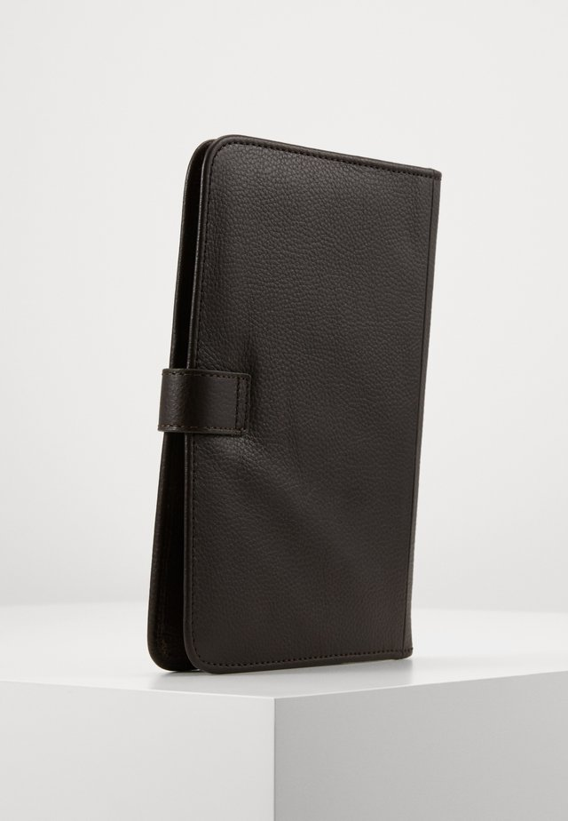 KILNSEY NOTEBOOK COVER - Reisezubehör - dark brown