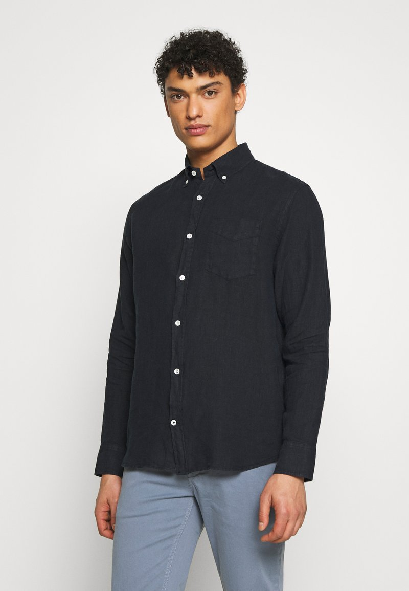 NN07 - LEVON  - Shirt - navy blue