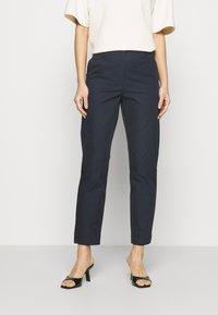 Marks & Spencer London - SMART - Chino kalhoty - dark blue - 0