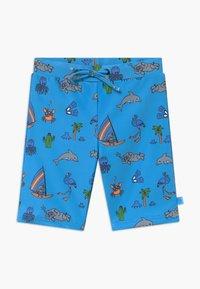 Småfolk - Swimming trunks - sky blue - 0