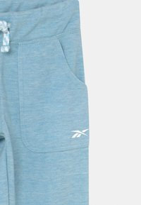 Reebok - Spodnie treningowe - grey/aqua - 2