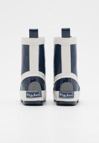 Playshoes - UNISEX - Bottes en caoutchouc - marine - 2
