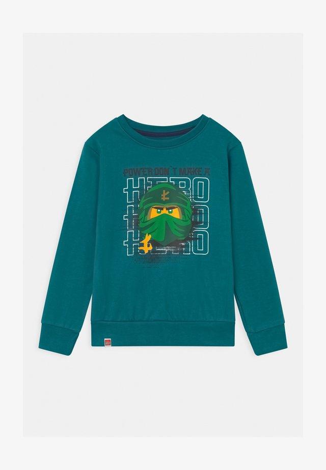 Sweatshirt - sea turquise
