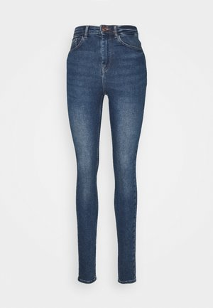 PCHIGHFIVE FLEX TALL - Jeans Skinny Fit - medium blue