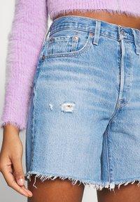 Levi's® - 501® MID THIGH SHORT - Jeansshorts - denim - 3