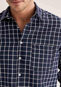 DeFacto - Formal shirt - indigo - 4