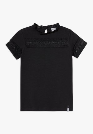 GLORIA - T-shirt print - black