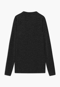 Vingino - JENTHE - Long sleeved top - deep black - 1