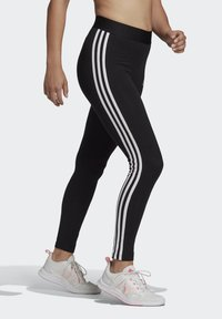 adidas Performance - Collants - black/white - 2