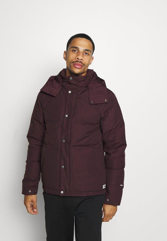 BOX CANYON JACKET - Winter jacket - root brown
