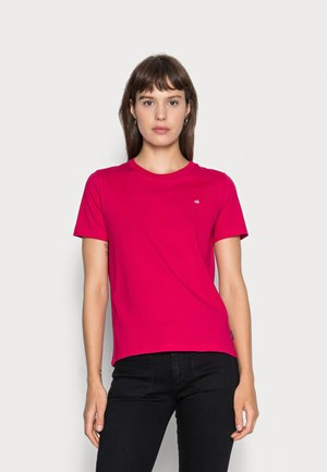 SMALL NECK  - Basic T-shirt - red