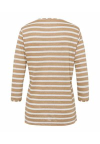 BRAX - STYLE CLAIRE - Long sleeved top - sand - 6