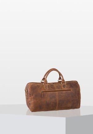 Weekend bag - brown