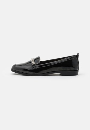LIGHTNING BLING TRIM LOAFER - Scarpe senza lacci - black