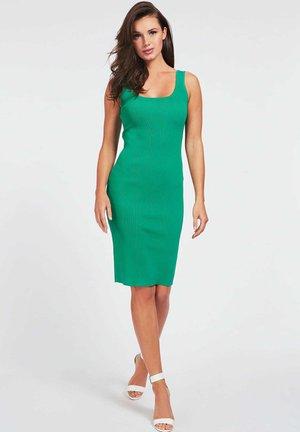 Shift dress - groen
