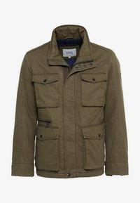 camel active - FIELD JACKET - Summer jacket - olive - 5