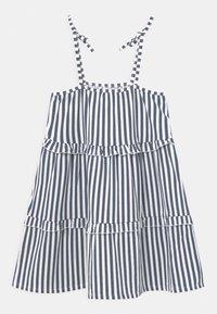 Name it - NKFFAGMAR STRAP - Jersey dress - vintage indigo - 1