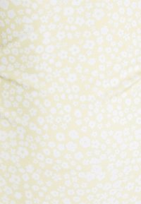 Monki - TANJA SWIMSUIT - Swimsuit - yellow - 8