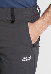Jack Wolfskin - ACTIVATE LIGHT MEN - Pantalons outdoor - phantom - 3