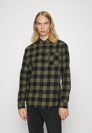 Shirt - dark khaki
